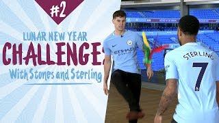KICK UP CHALLENGE! | Lunar New Year Challenge 2