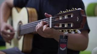 test âm Cordoba C5-CET Limited Edition, Thin Body ( Guitar Phúc Taka)