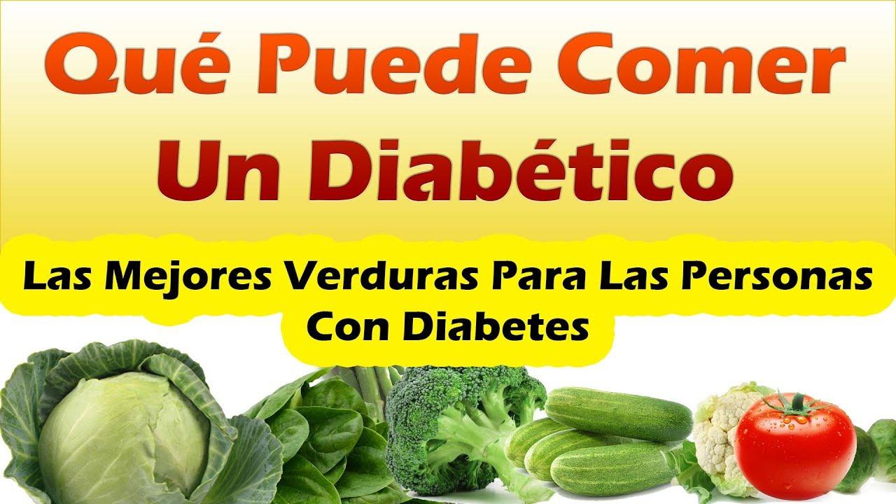 Las Mejores Verduras Que Puede Comer Un Diabetico MEJORES