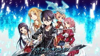 Sword Art Online Hollow Fragment Gameplay (PC Steam) (SAO HF)