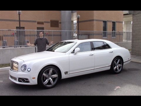 Here s Why the Bentley Mulsanne Is Worth 375,000