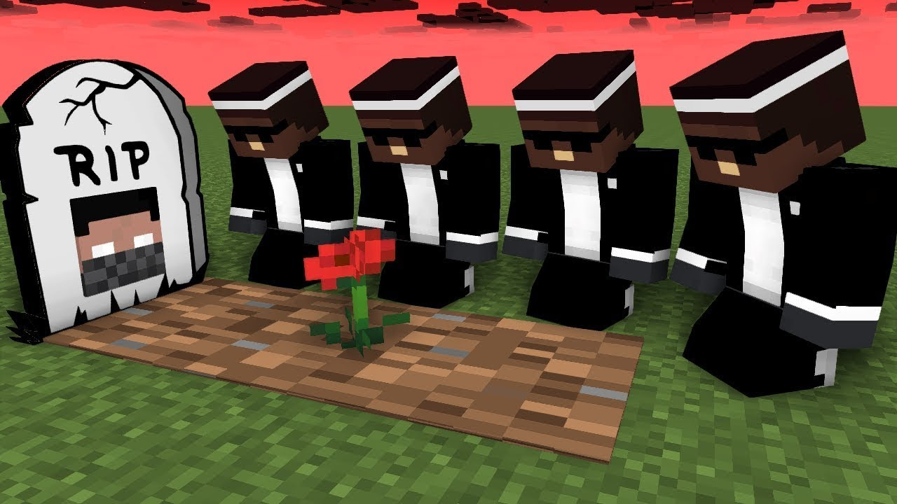 Monster School : Coffin Dancers Life - minecraft animation