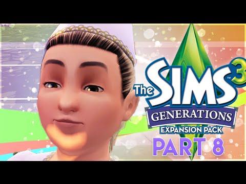 The Sims 3: Generations || Part 8 || Happy Birthday Iris!