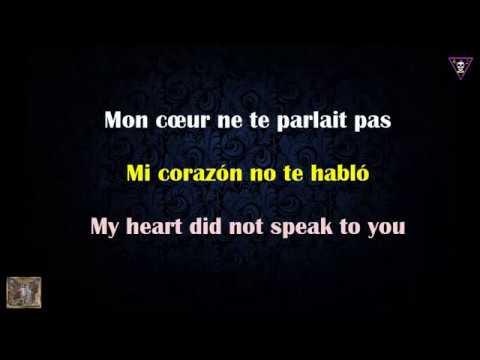 Ma Câlina - Kendji Girac (Paroles) (Letra) (Lyrics)