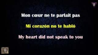 Ma Câlina - Kendji Girac (Paroles) (Letra) (Lyrics)