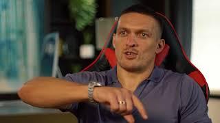 Александр Усик. Большое интервью после боя с Гассиевым.