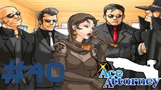 Let´s Play Phoenix Wright: Ace Attorney [Blind] [#40] - Kriminelle Elemente