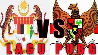 Adu lagu pubg malaysia vs indonesia - lagu negara mana yang lebih bagus???