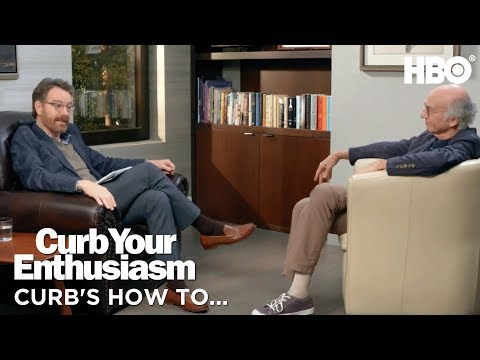 How To Do Therapy w/ Larry | Curb Your Enthusiasm | Season 9