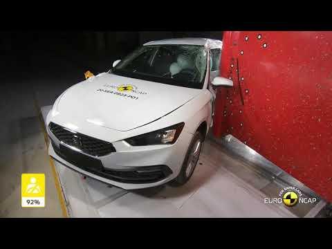 Euro NCAP Crash & Safety Tests of SEAT Leon 2020