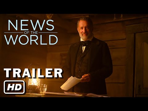 News of the World | Official Trailer