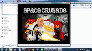 Space Crusade in WinUAE 2800