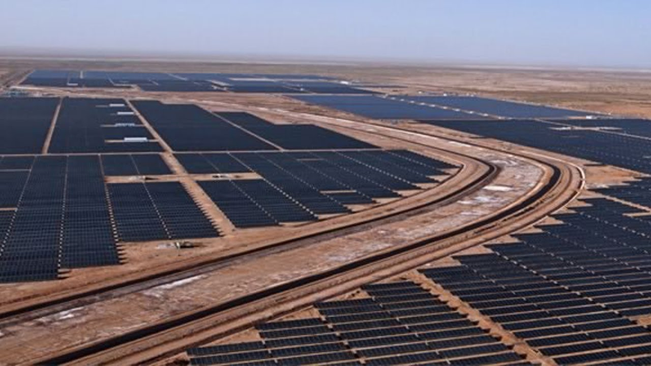 Top 10 Largest Solar Power Plants In The World