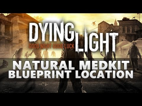 Natural Medkit Dying Light Location