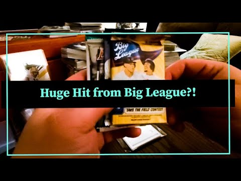 Baseball Cards Of The Month Club - December 2019 - Huge Pull!