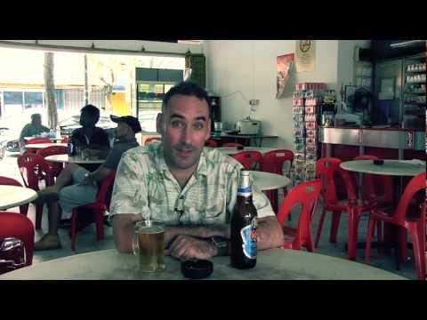 Labuan Island, Malaysia - A drinkers paradise