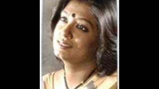 Rabindrasangeet Aaji Godhuli Lagone Ei Badal Gagone By Subhamita