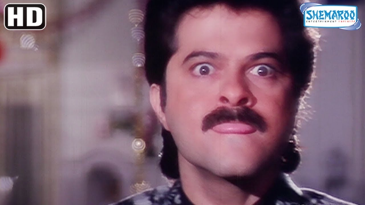 Download Anil Kapoor proves Hema Malini wrong (HD) Jamai Raja Scene - Madhuri Dixit - Best Bollywood Movie