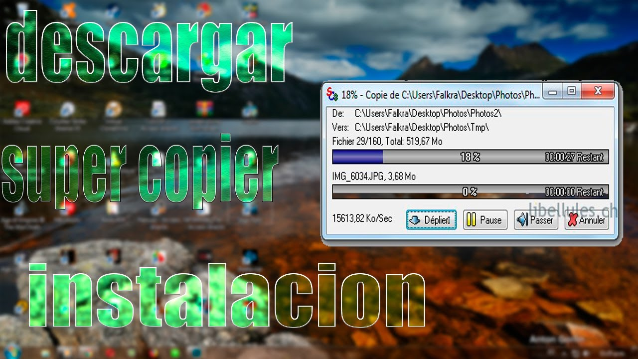 TÉLÉCHARGER SUPERCOPIER CRACK