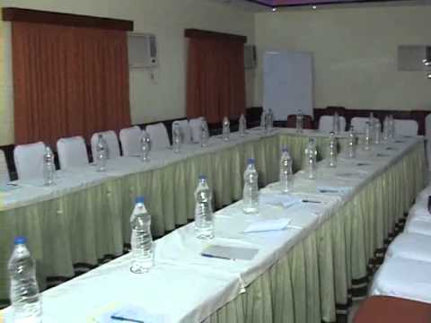 The Conference Room which we offer our clients for their Official or Business Needs: