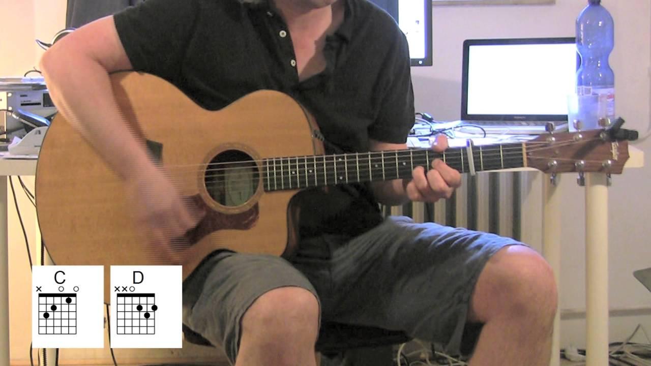 Roxanne Acoustic Guitar Chords Original Vocals The Police