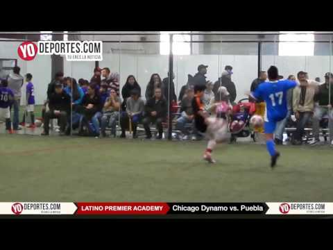 Chicago Dynamo vs. Puebla Final U12 Latino Premier Academy Soccer League