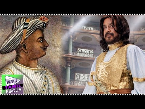 Rajinikanth's Upcoming High Budget Movie Titled Tipu Sultan..!