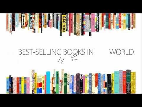 23 Best-Selling Books In The World