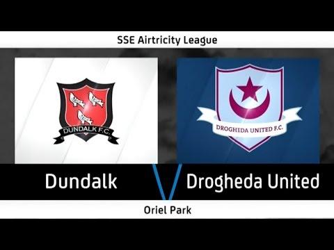 Highlights: Dundalk v Drogheda United