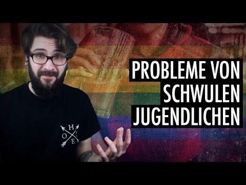 5 Probleme von schwulen Jugendlichen!   Andre Teilzeit