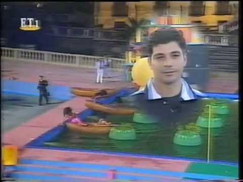 Παιχνίδια Χωρίς Σύνορα 1996 - 9ο Επεισόδιο Νέο Ψυχικό