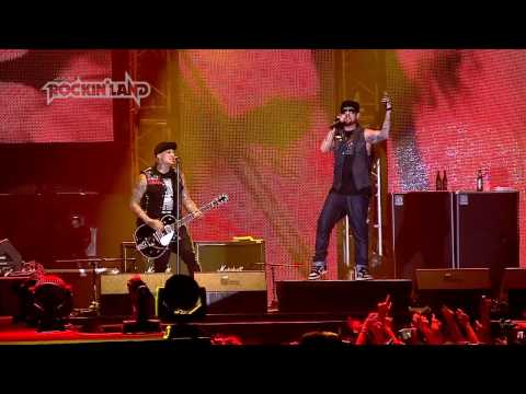 Good Charlotte The Anthem Live at Java Rockingland 2011
