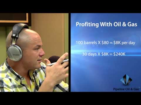 Oil & Gas Investments by the Numbers - Crude Awakenings