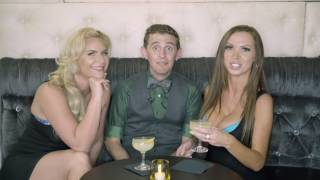 Brazzers Porn Stars Try Sexy Cocktails