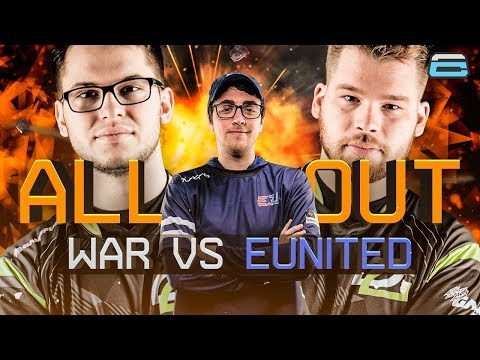 ALL OUT WAR FOR CONTROL!! OPTIC GAMING VS EUNITED! (COD: BO4)