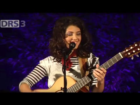 Katie Melua - Nine Million Bicycles - Live...