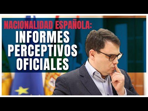 Pendientes Informes Perceptivos Oficiales - Como Va Lo Mio - Estado Expediente Nacionalidad Española