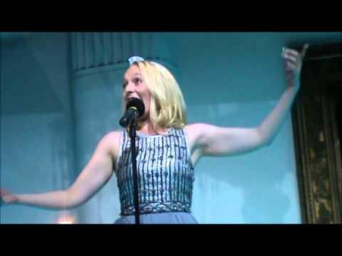Jaimie Cabaret Competition Sydney 2014