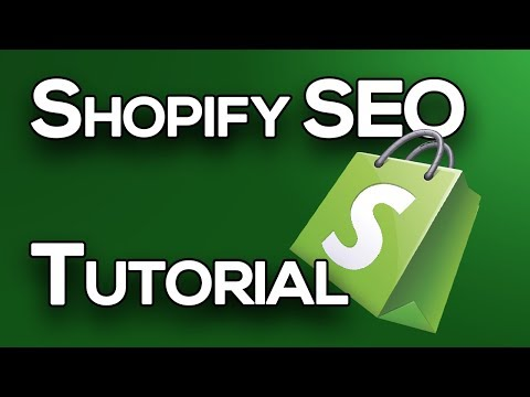 Shopify SEO, Guide To Find the SEO Fields, Shopify SEO Tutorial thumbnail