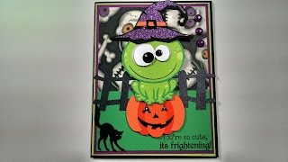 First Halloween Card 2014 You