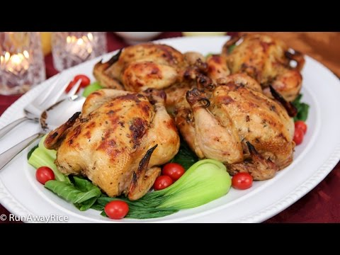 Something asian cornish hen recipe absolutely