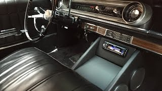 CHEVROLET CHEVVY IMPALA 1965 CUSTOM BUILD CAR AUDIO CENTRE NOTTINGHAM UK