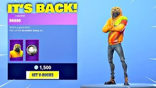 DOGGO SKIN IS BACK! Fortnite ITEM SHOP [July 28, 2019] | Fortnite Battle Royale