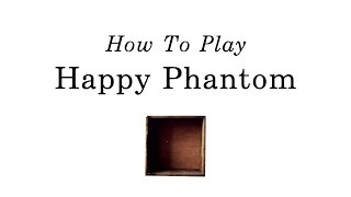 How to play 'Happy Phantom' by Tori Amos