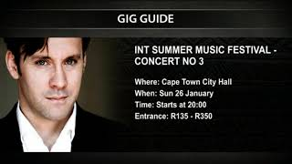 Sunday gig guide | 26 January 2020