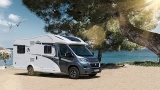 KNAUS SKY WAVE highlights model year 2016 GB