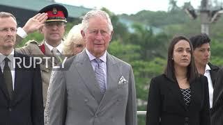 Cuba: Prince Charles makes historical royal visit