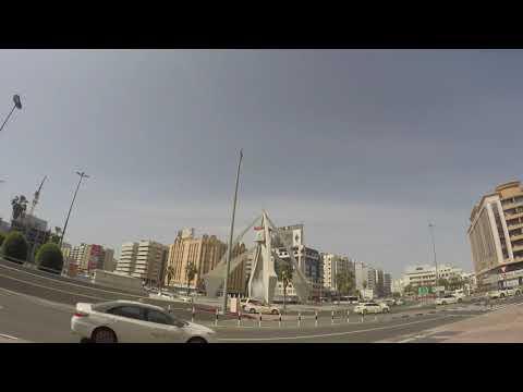 Time-lapse -Deira clock tower