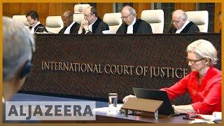 🇶🇦 🇦🇪 ICJ to announce ruling in Qatar v. UAE lawsuit today | Al Jazeera English