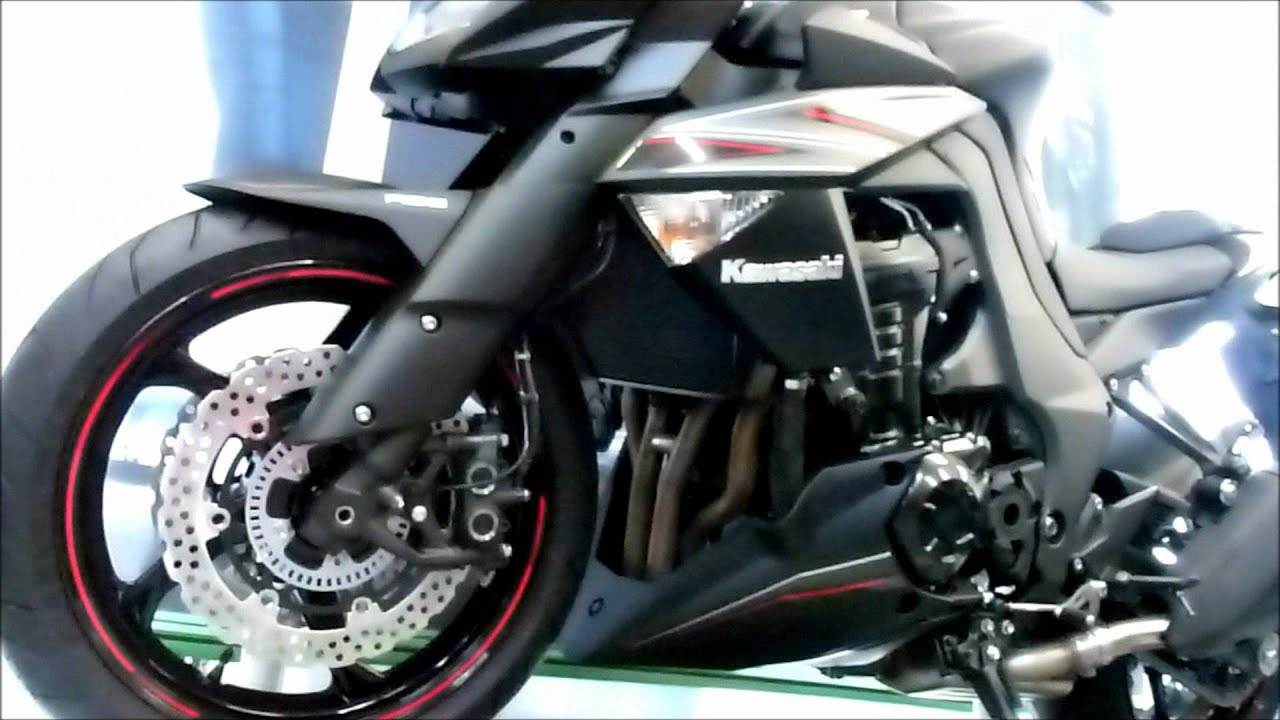 Kawasaki Z 1000 Dark Stealth Black Edition 138 Hp 2012 See Also Playlist